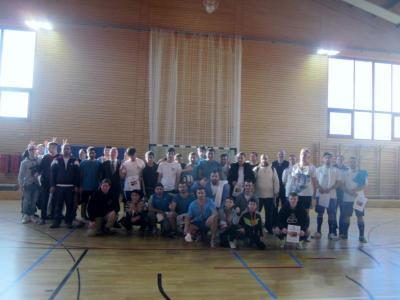 Bild der Meldung: Fußballturnier in der Lenné-Sporthalle