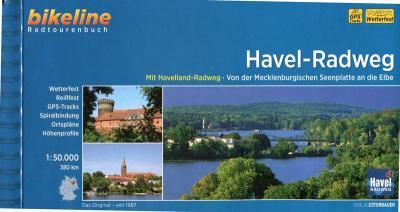 """Foto zur Meldung: Neue Auflage Radtourenbuch """"Havel-Radweg"""""""