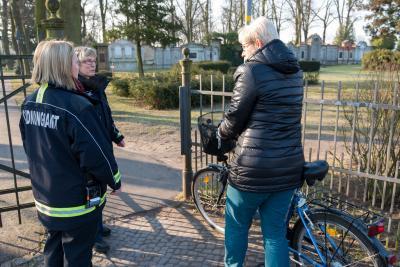 Foto zu Meldung: Friedhöfe: Radfahren nicht erlaubt