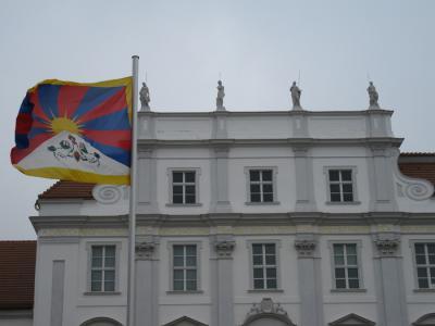 Foto zu Meldung: 10. März: Aktion »Flagge zeigen für Tibet«