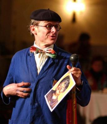 Foto zur Meldung: Alfons Knackenbusch - eine lange erfolgreiche Karriere ist beendet