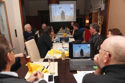 Foto zur Meldung: Mitgliederversammlung 2015
