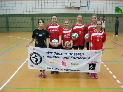 Foto zur Meldung: Volleyballer planen sportliche Partnerschaft
