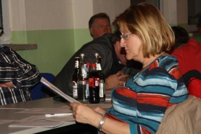 Foto zur Meldung: Mirtgliederversammlung des SV Blau/Weiß Perleberg e.V.