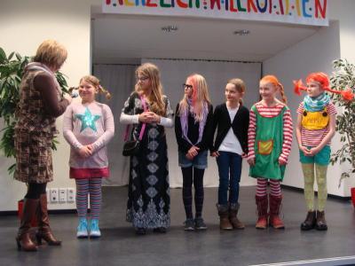 Foto zur Meldung: Tag der Offenen Tür an der Grundschule Rehfelde