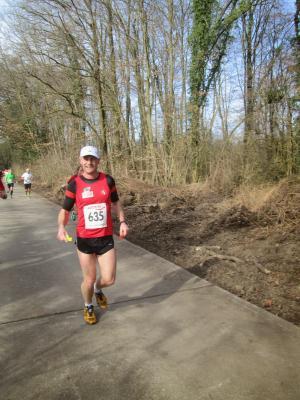 Foto zu Meldung: 40. Internationaler Bienwald-Marathon Kandel