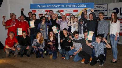 Foto zur Meldung: Sportler des Jahres: Der grandiose Auftakt beim Sportlerball in Zittau