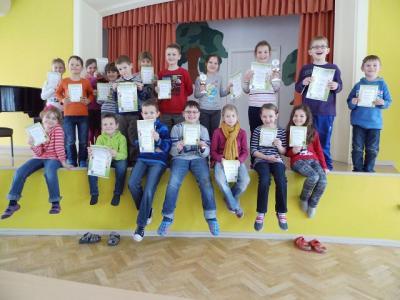 Foto zu Meldung: Auswertung der Mini - Mathematik – Olympiade 2015