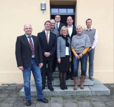 Foto zur Meldung: Vorstandswahl beim Reisegebietsverband Havelland