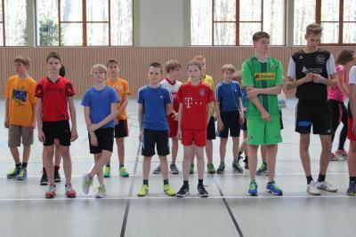Foto zur Meldung: Meisterschaft im Hochsprung 2015