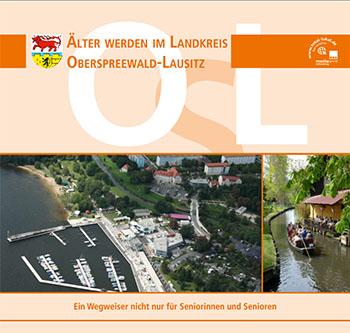 """Foto zur Meldung: Neue Auflage """"Älter werden im Landkreis OSL"""" ab sofort verfügbar"""