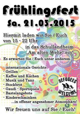 """Neuigkeiten aus der Gruppe """"Welcome Refugees Senftenberg"""""""