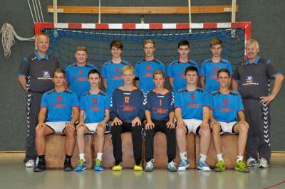 Foto zur Meldung: KOL Nord mJB  TSV Sieverstedt II  - SG Oeversee-Ja-We. I   38 : 22