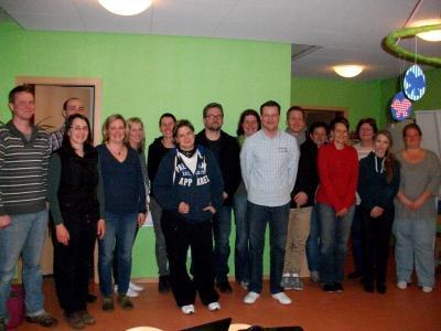 Foto zur Meldung: Förderverein der Kita Rappel-Zappel gegründet