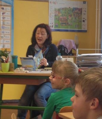 Foto zu Meldung: Osterprojekt der 1. Klassen