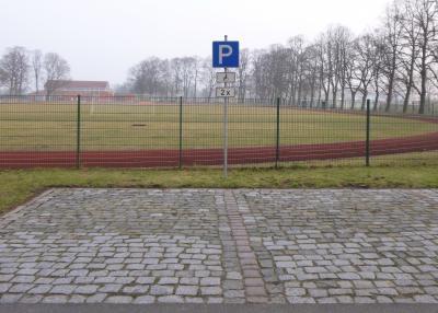 Foto zu Meldung: Behindertenparkplätze: Nur mit entsprechendem Parkausweis!
