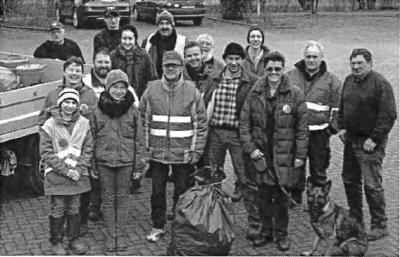 Foto zur Meldung: Flursäuberung in Kaltensondheim