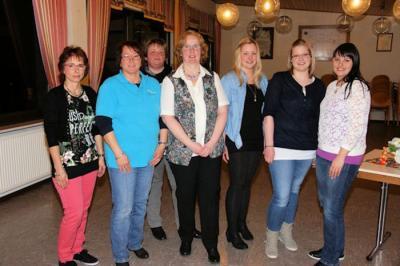 Foto zur Meldung: Landfrauen wählen neuen Vorstand