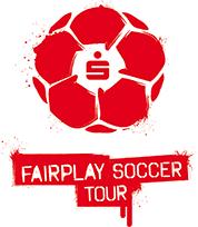 Foto zur Meldung: Die Sparkassen Fairplay Soccer Tour 2015 in Görlitz