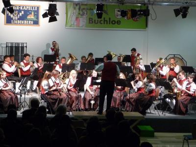 Frühjahrskonzert der Musikkapelle Frohsinn Lindenberg