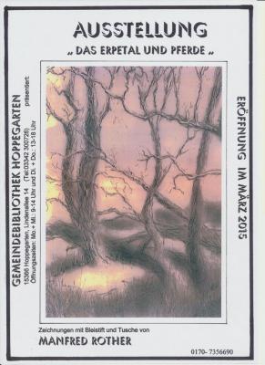 Bild der Meldung: Ausstellung in der Gemeindebibliothek Hoppegarten