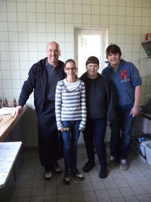 Foto zur Meldung: Projektprüfung an der Georg-Hager-Schule