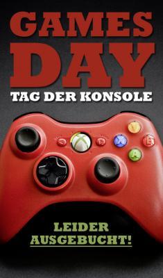 Foto zur Meldung: GAMES DAY 2015 - AUSGEBUCHT