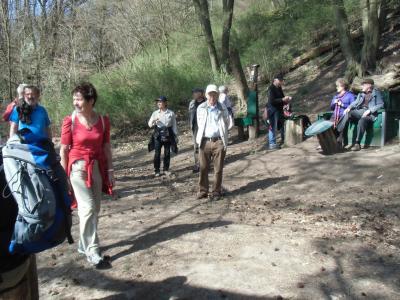 Foto zur Meldung: Wandersaison 2015 eröffnet