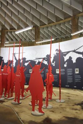 Vorschaubild zur Meldung: Erlebbare Geschichte: Eröffnung der Aussichts- und Gedenkplattform zur Schlacht bei Wittstock