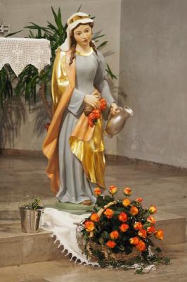 Foto zur Meldung: Frauenquote in der Schönderlinger Kirche erhöht