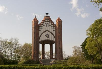 Bismarckturm im Mai 2012.