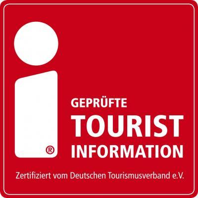 """Vorschaubild zur Meldung: Tourist-Information erfolgreich mit """"i-Marke"""" rezertifiziert"""