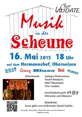 """Foto zur Meldung: Scheunenfest """"Musik in der Scheune"""""""