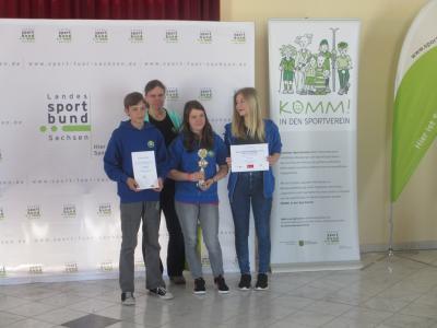 Foto zur Meldung: Sportabzeichen Wettbewerb 2014