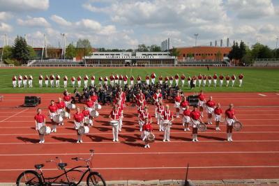 Vorschaubild zur Meldung: Furioser Saisonstart in Potsdam am 1. Mai 2015