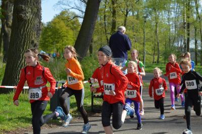 Foto zu Meldung: Landesmeisterschaften im Halbmarathon