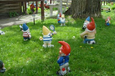 Foto zur Meldung: Offene Gärten 2015