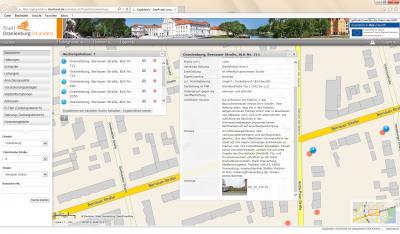 Foto zu Meldung: Stadt Oranienburg veröffentlicht Baulückenkataster