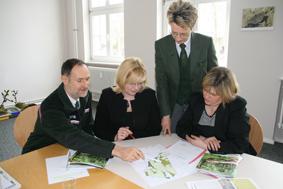 Foto zur Meldung: 100 Jahre Dauerwaldvertrag: Schutz auch für den Liepnitzwald?