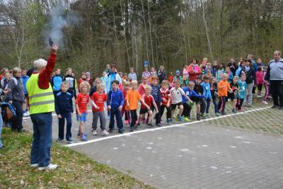 Foto zu Meldung: Jugend trainiert für Olympia - Frühjahrscross in Pritzwalk