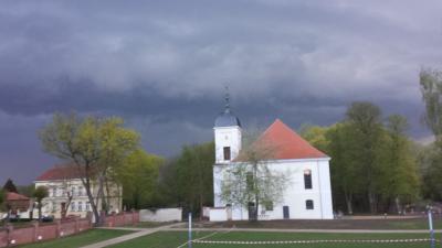 Foto zur Meldung: Schlosskirche Altlandsberg öffnet als multifunktionales Zentrum