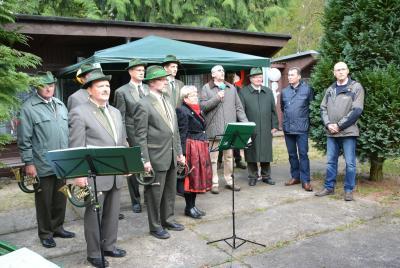 Foto zu Meldung: Traditionelles Familienwaldfest am 1.Mai mit Baumpflanzaktion