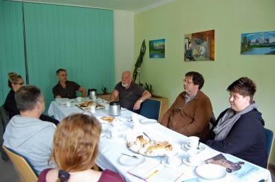 Foto zu Meldung: Treffen der Ordnungsämter im Tierheim Ladeburg