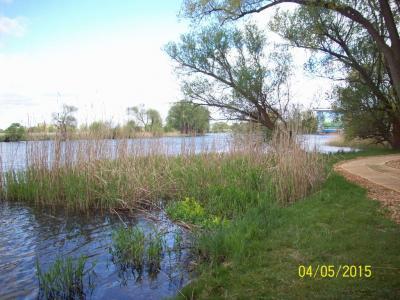 Foto zur Meldung: Havel - soweit das Auge reicht