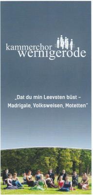 Kammerchor Wernigerode
