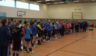 Foto zur Meldung: Volleyball am 1.Mai