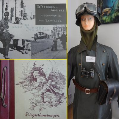 Foto zur Meldung: Lebendige Historie in der Heimatstube