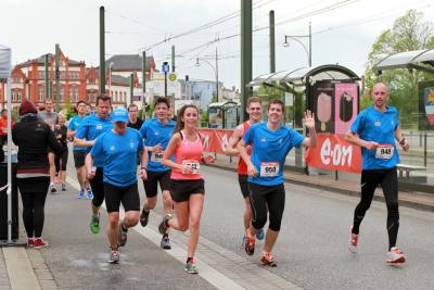 Foto zu Meldung: 23.E.ON Citylauf in Rostock - Das Lauferlebnis für MV