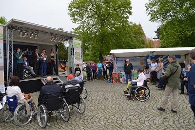 """Foto zur Meldung: Einladung zum """"Offenen Treff für Menschen mit und ohne Behinderung zur Umsetzung der UN-Behindertenrechtskonvention"""""""