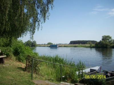 Foto zur Meldung: Unterwegs auf dem Wasser
